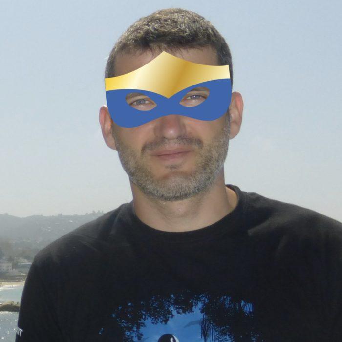 Xavier Guillemane, le fondateur de Podcast Addict