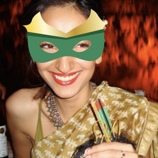 Naïna a créé le 1er bistrot français à New Delhi