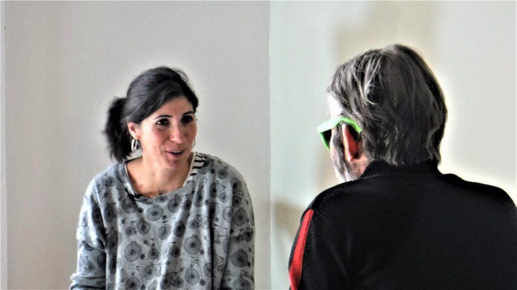 Fabrice bérard rencontre Mathilde Burguière, l'univers bohème des Ogres de Barback
