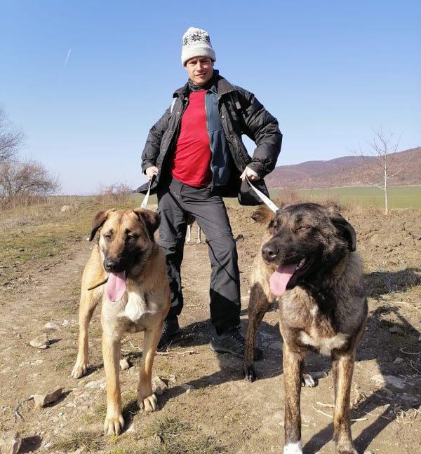 stephane et anita My nomad project allo la planete
