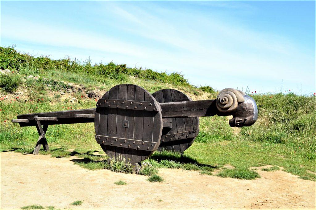 bélier de Fort La Latte