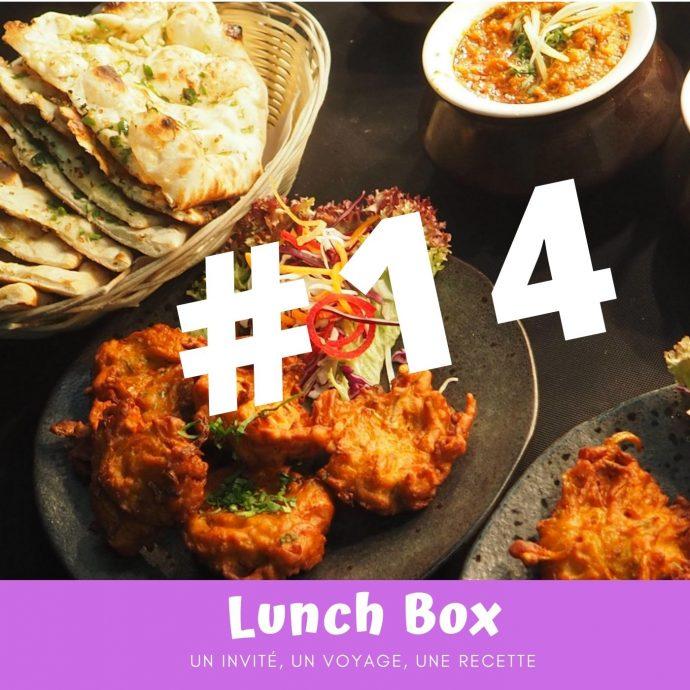 Pour la webradio allo la planete Flo présente lunch box avec Dianne pour qui la cuisine familiale ouvre l'esprit