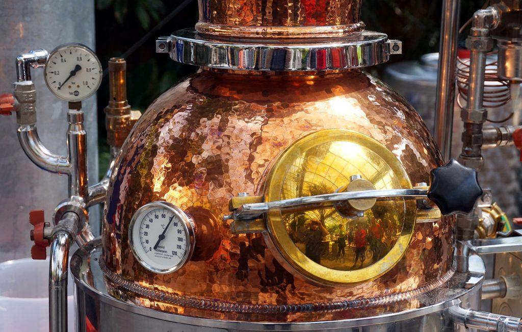 Distillerie Musée des eaux-de-vie Lapoutroie