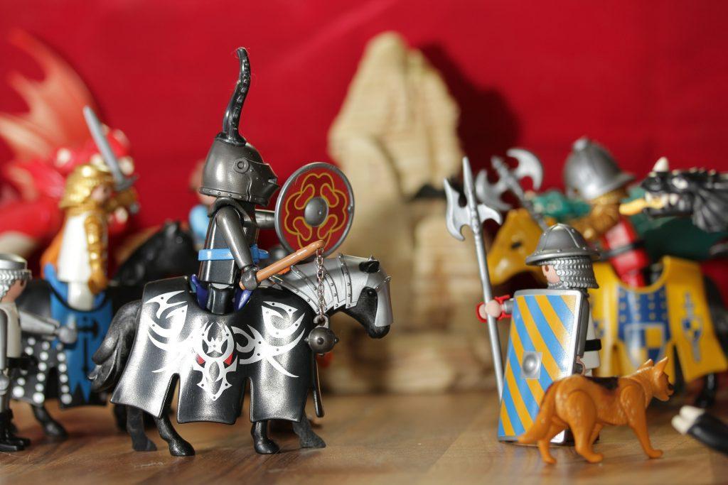 Playmobil au musée du jouet