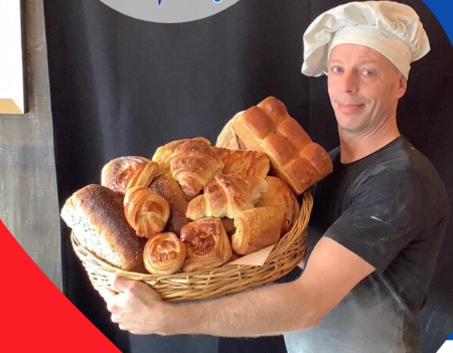 Boulanger passionné, Anders Gaitaud est le nouvel invité de l'émission Cocorico sur Zed la Radio et la webradio des voyageurs Allo la planete, présentée par Ludovic Pirazzoli