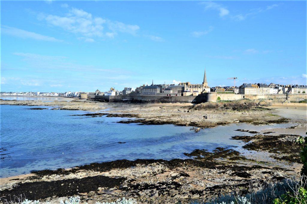 Les 10 plus beaux sites de Bretagne : Ville de Saint Malo et cité fortifiée