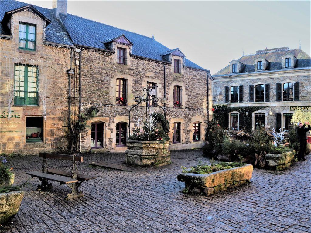 Les 10 plus beaux sites de Bretagne : Rochefort en Terre