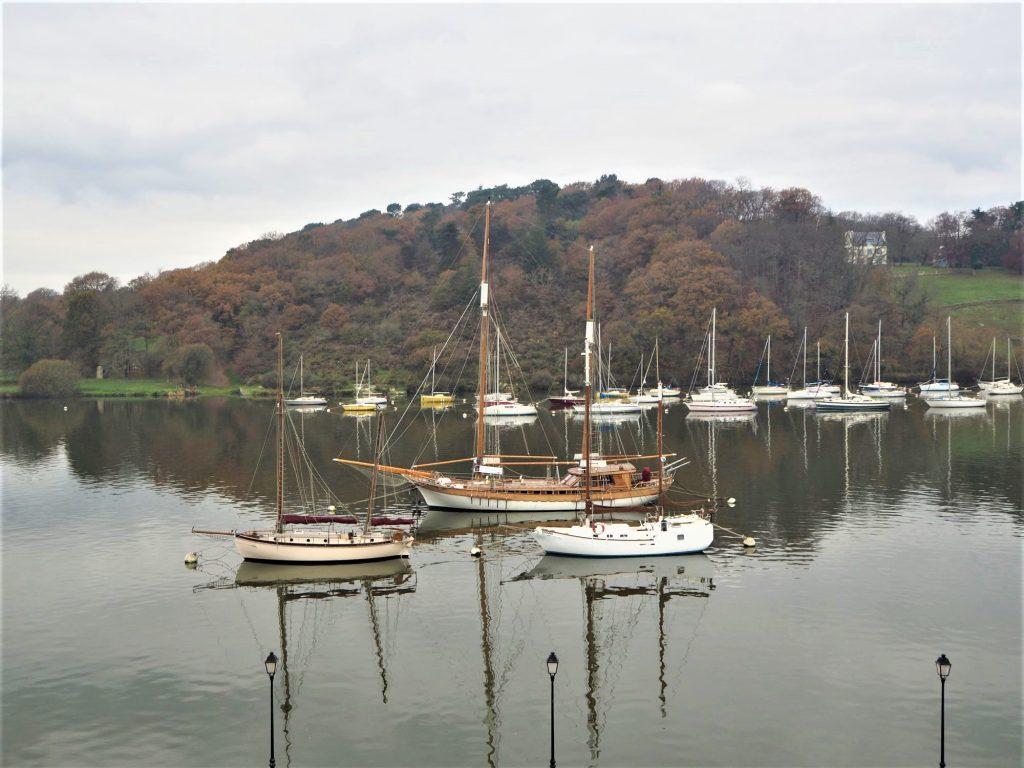 Les 10 plus beaux sites de Bretagne : Port de La Roche Bernard