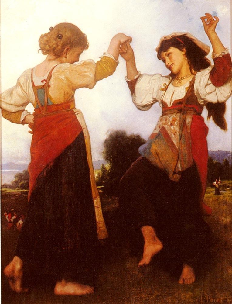 Les tarentelles sont un ensemble de danses traditionnelles, et de formes musicales associées, provenant du Sud de l'Italie