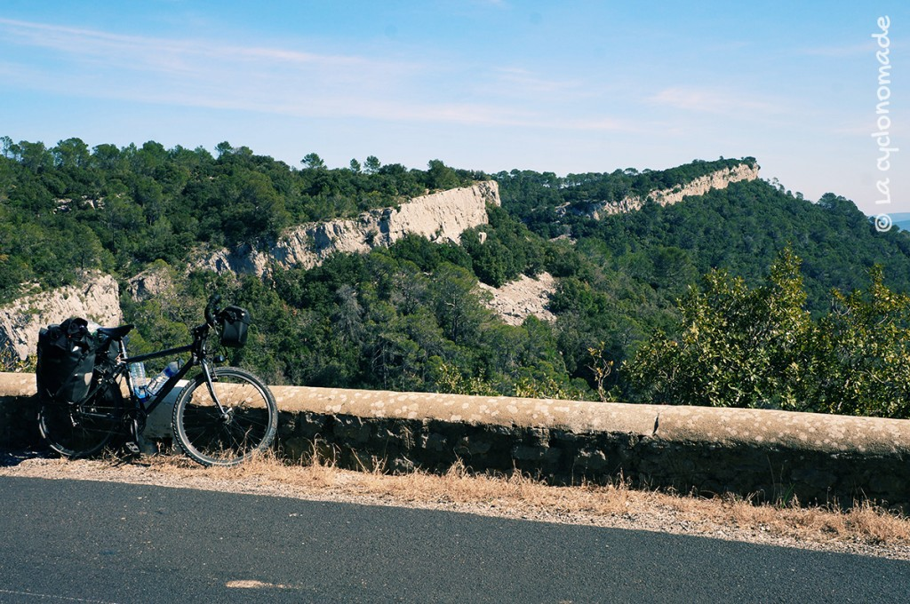voyager à vélo - cyclotourisme - La Cyclonomade