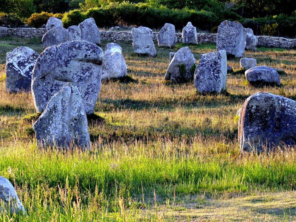 Les 10 plus beaux sites de Bretagne : les menhirs de Carnac