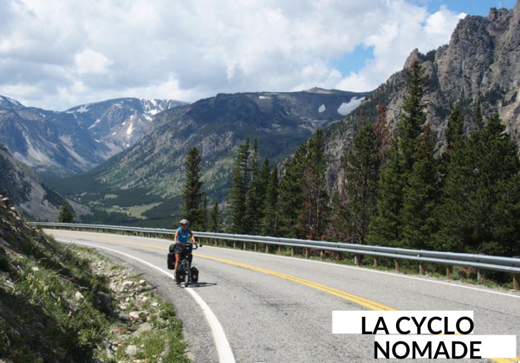 L'amérique du nord à vélo - cyclotourisme - voyage à vélo -La Cyclonomade