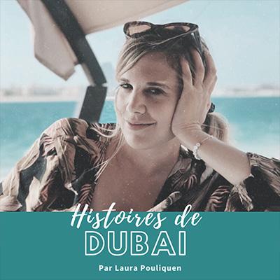 Laura est expatriée à Dubaï. Elle partage son choix dans une émissin Au dela des murs sur l'expatriation