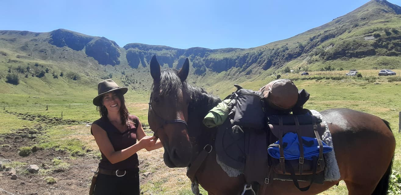 """Le projet """"on ira voir Merlin"""" de Lise , a été réalisé en 2019, 2 semaines en solitaire pour se tester. Une étape importante dans la préparation du voyage de cet été 2020. Pour apprendre à se connaître et à connaître Caly aussi."""