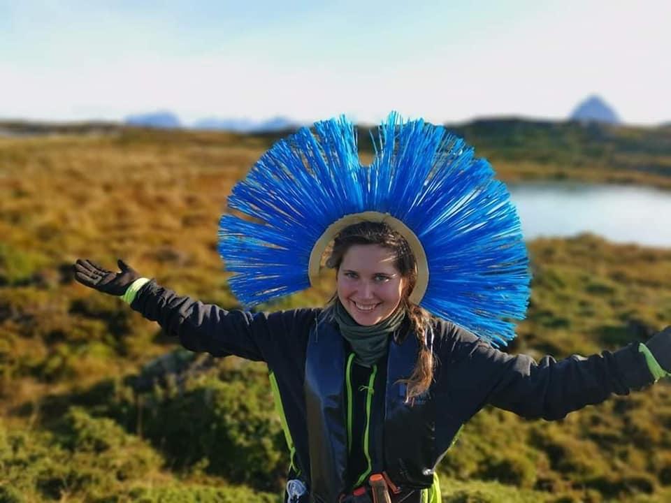 Andréa s'est lancée dans une aventure écologique sur un voilier pour nettoyer la côte norvégienne. c'est sur Allô la Planète la webradio voyage