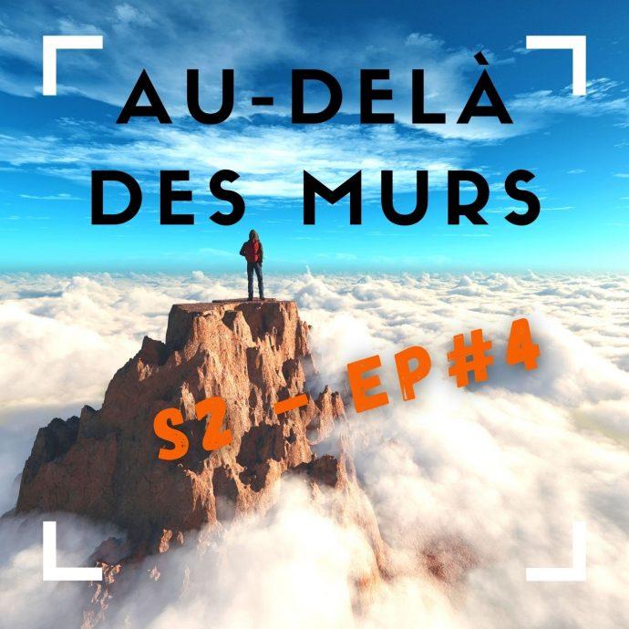 Nouvelle série de balades en France dans l'émission Au-delà des murs sur la webradio Allô la Planète