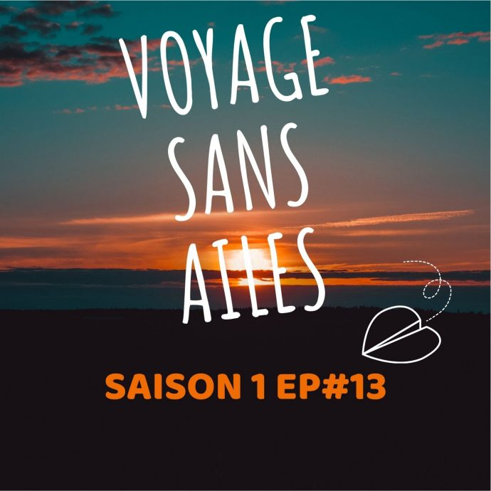 Voyage sans Ailes, Pédaler au rythme des projets, émission podcast sur Allô la Planète a webradio voyage