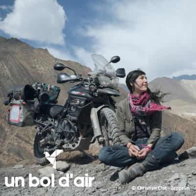 melusine mallender un tour du monde a moto