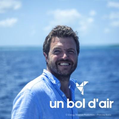 Victorien ERUSSARD - Energy Observer, naviguer à l'hydrogène autour du monde un bol d air