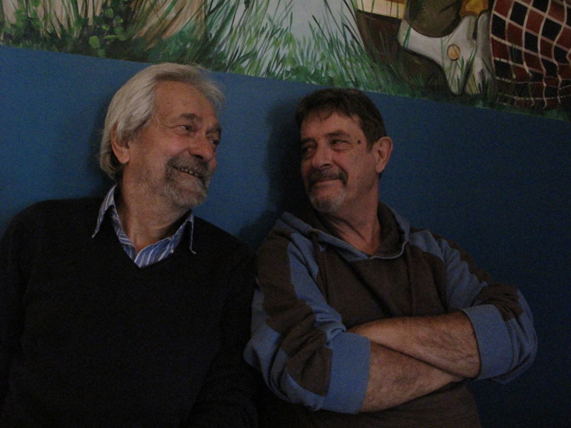 Yves Paganelli Patrick Ganneau allo la planete z interview fabrice ebrard