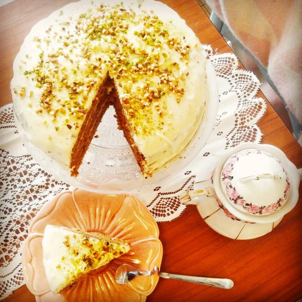 Gâteau au chocolat et à la patate douce allo la planete lunch box