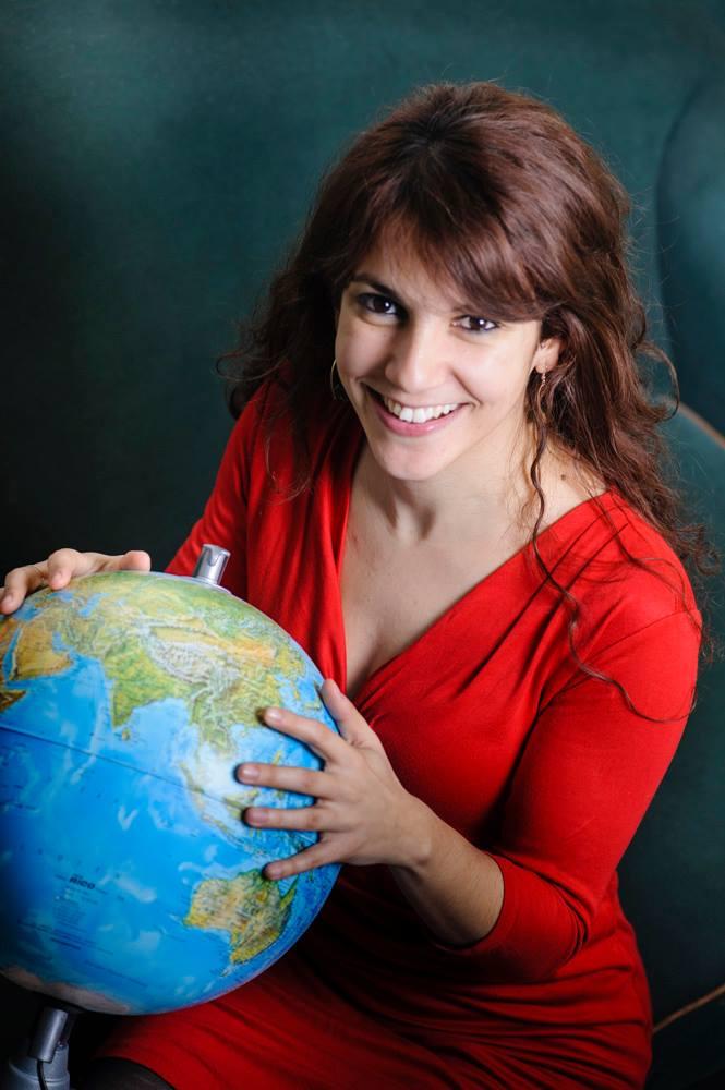 Laetitia Babel Voyage Allo la Planete