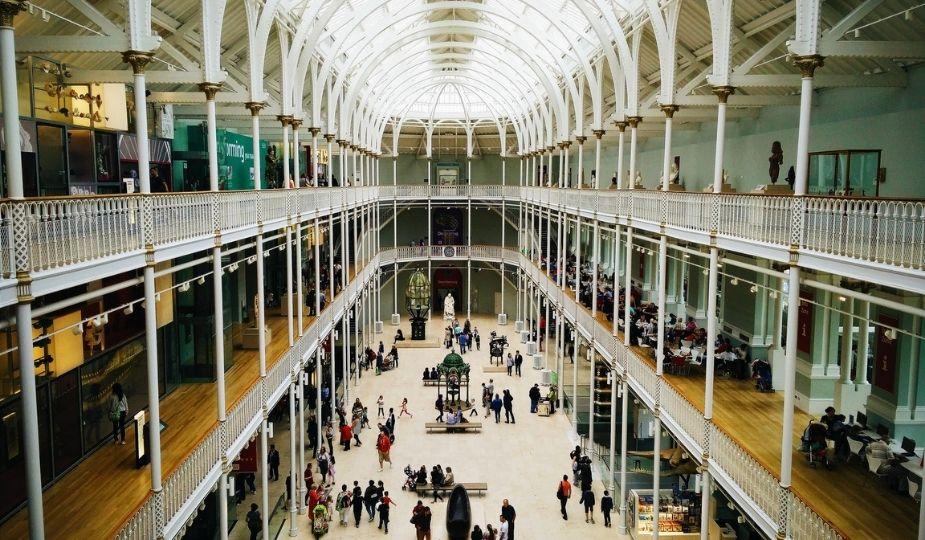 Edimbourg musée