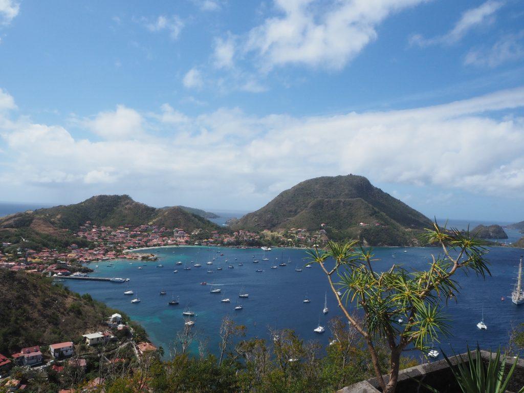 Les Saintes en Guadeloupe